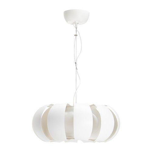 STOCKHOLM Pendant lamp, white white -