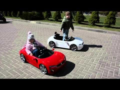 Блог магазину запчастин ВенАвто — Детский электромобиль Broon F8: Совсем не игрушка