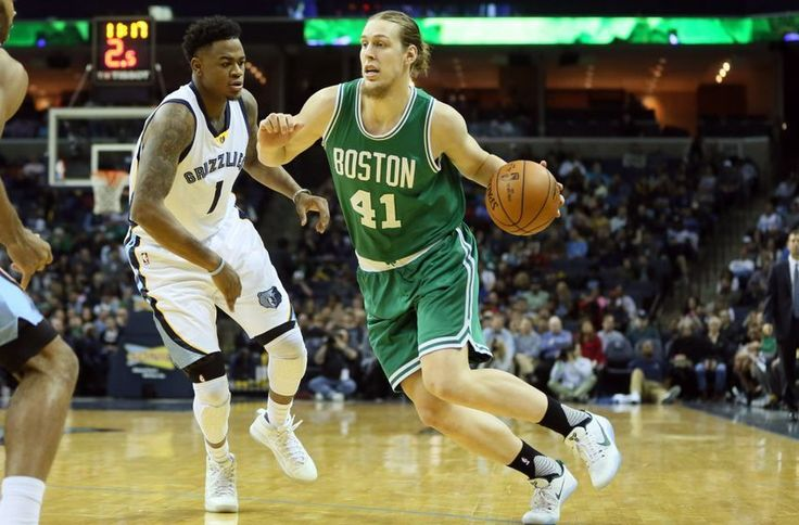 Kelly Olynyk Kelly Olynyk turns 26 years old in April. This is his fourth year with the Celtics. He is a seven footer that can handle the ball, shoot from deep range, and play with…