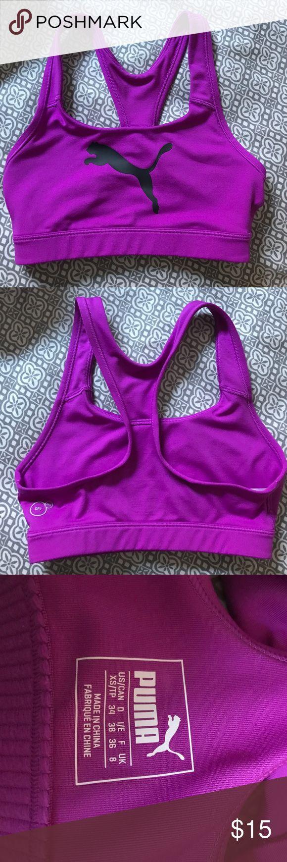 Puma Sports bra Sports bra from Puma Puma Intimates & Sleepwear Bras