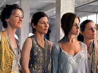 FRIENDS WITH MONEY | Starring Jennifer Aniston & Catherine Keener
