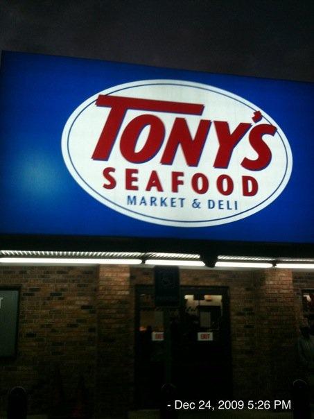 Tony's Seafood Baton Rouge, LA