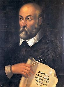 Andrea Palladio, 1508-1580. Architect for the republic of Venice. He based his elegant work on ancient Greek and Roman models. They are the quintessence of Renaissance calm and harmony. He remains the most influential individual in the history of Western architecture.