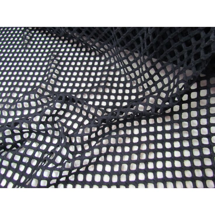 Large Fishnet- Black