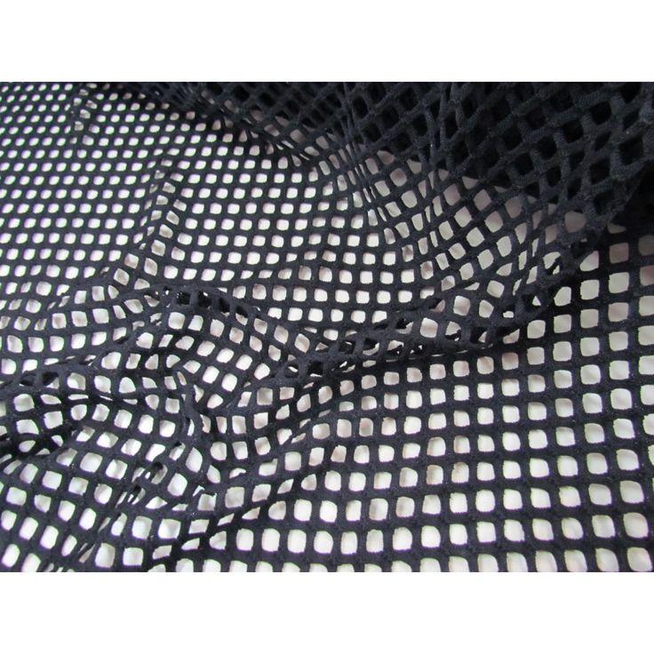 Large Fishnet- Black