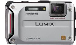 The Lumix DMC-TS4 Technical & Product Details