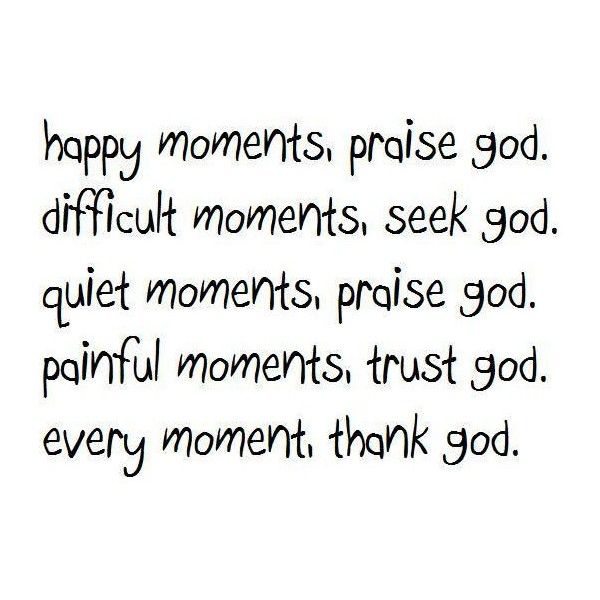 God quote