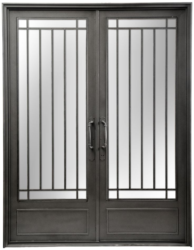 12 best puertas dh 2015 images on pinterest iron doors for Puertas de entrada de hierro
