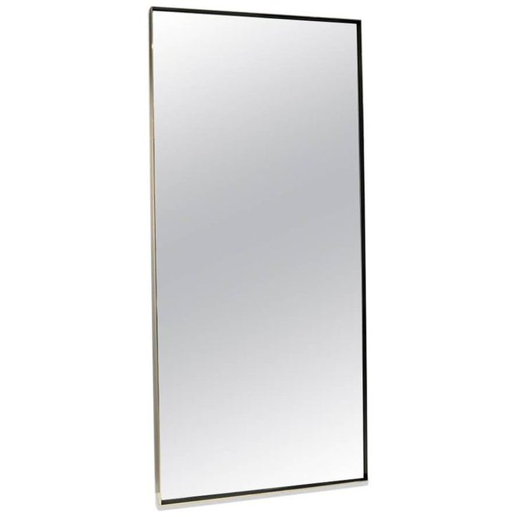 Rone Floor Mirror   From a unique collection of antique and modern floor mirrors and full-length mirrors at https://www.1stdibs.com/furniture/mirrors/floor-mirrors-full-length-mirrors/