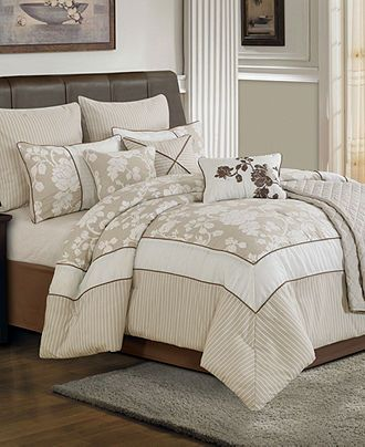 lara 10 piece full comforter set bed in a bag bed u0026 bath