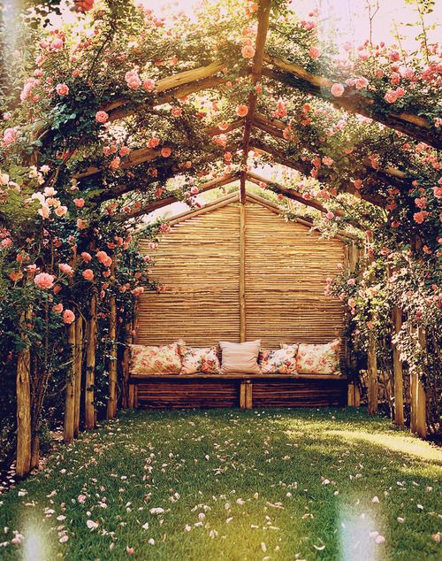 love couple beautiful hippie boho flowers nature outdoors bohemian garden Romantic decor sofa place flores