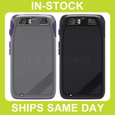 Otterbox Commuter AT Motorola Atrix HD Case Cover with Screen Protector - Various Colors