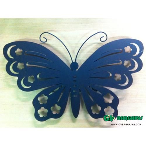 BUTTERFLY SIMPLE AND NICE WALL DECORATION