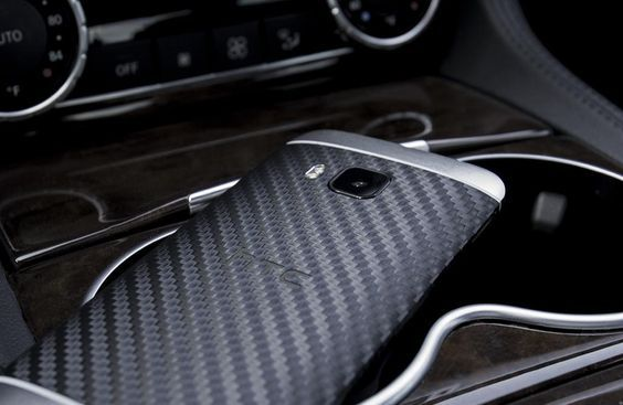 Folie Carbon 3M Skin  HTC M9