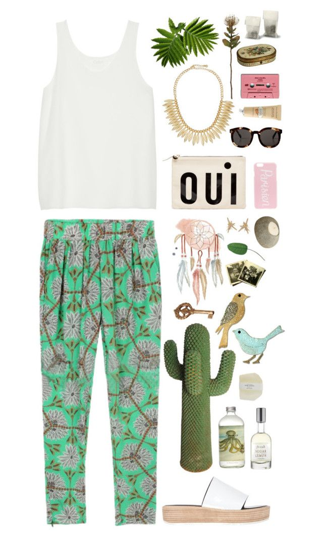 """""""Untitled #130"""" by pinkandgoldsparkles ❤ liked on Polyvore featuring Chloé, Tony Bianco, Lynn Ban, Fresh, TokyoMilk, Clare V., Jules Smith, Laura Cole, Crabtree & Evelyn and Monki"""