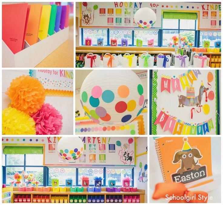 Classroom Rainbow Ideas ~ Best confetti images on pinterest classroom decor