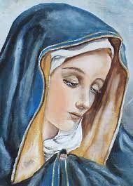 ORACIONES A TODAS LAS VIRGENES: Oración a la Virgen María para protección frente a un enemigo peligroso