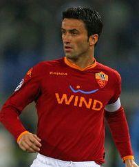 Cristian Panucci capitano della Roma
