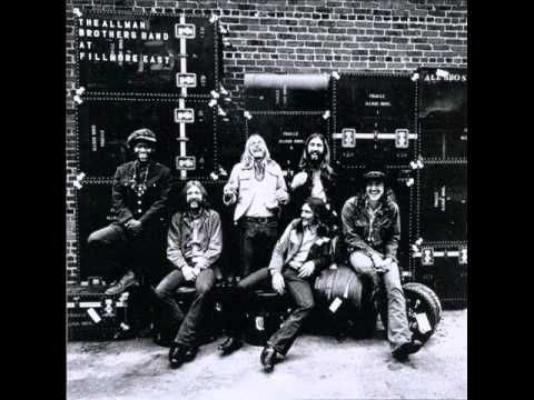 """The Allman Brothers Band - Whipping Post ( At Fillmore East,  1971 )  """"She took all my money, Wrecks my new car, Now she's with one of my good time buddies, They're drinkin' in some cross town bar, Sometimes I feel like, I've been tied to the whipping post…"""""""