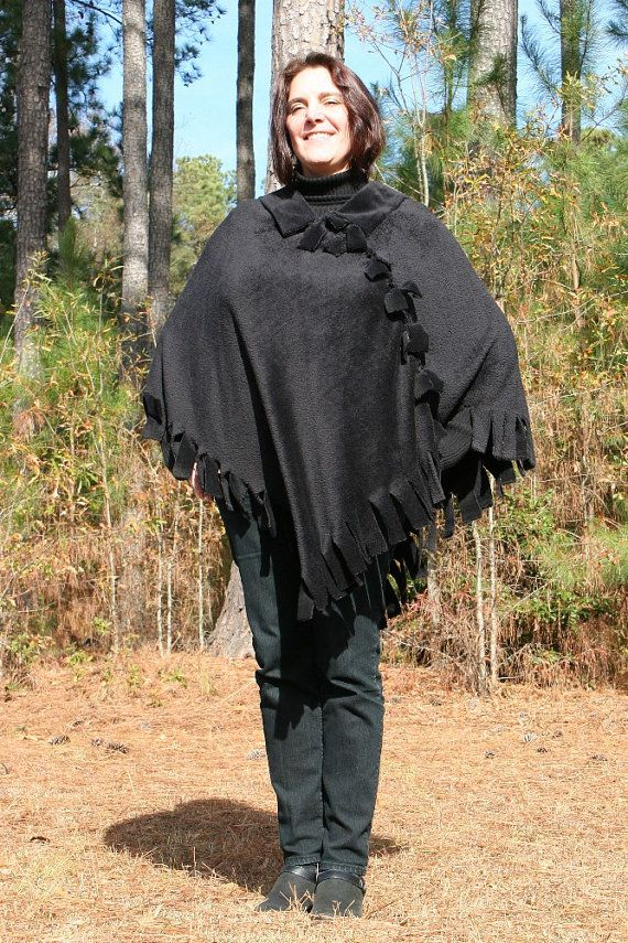17 Best Images About Ponchos On Pinterest Sewing