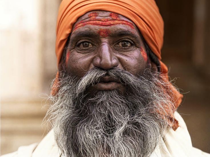 https://flic.kr/p/y1SRMT | Indian Portrait Series XI | blog.maikirmscher.de
