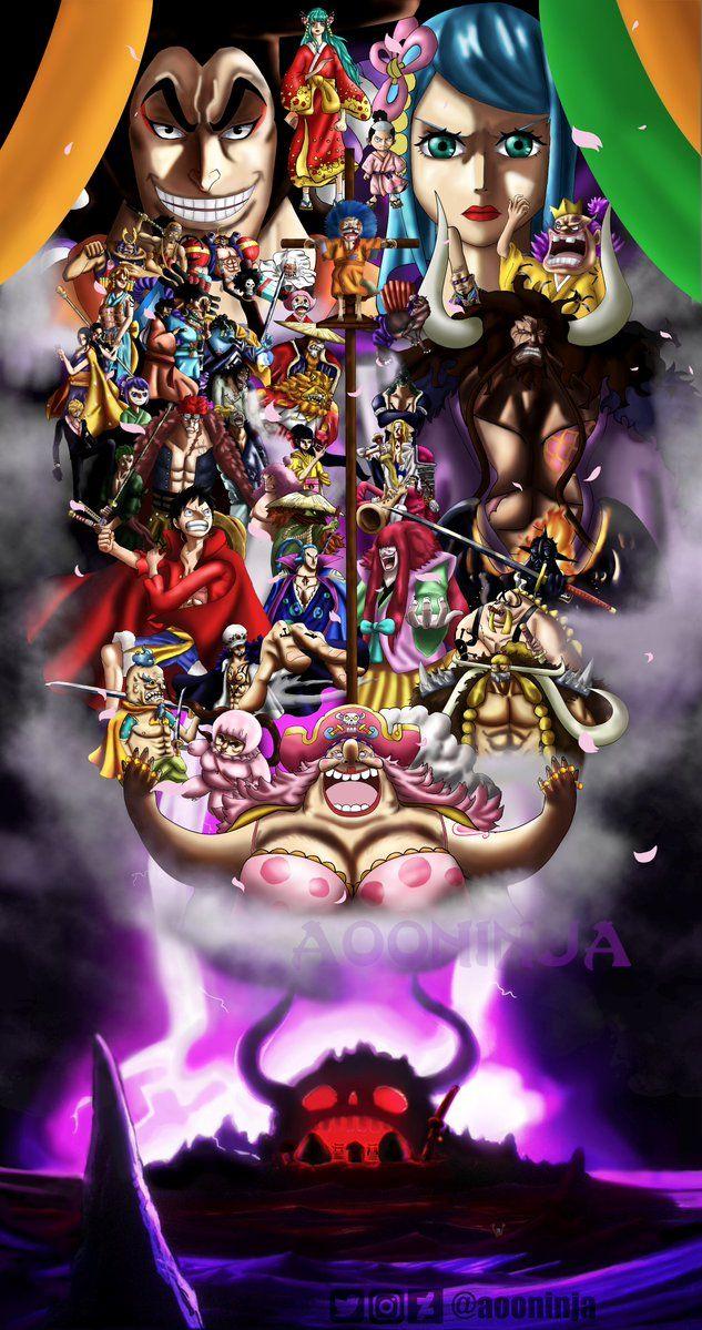 Ri Aooni ɝ'鬼 On Twitter In 2020 One Piece Manga One Piece Drawing One Piece Comic