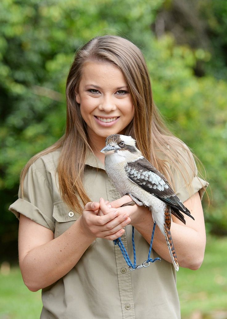 Bindi Sue Irwinis an Australian actress, television personality, conservationist, singer, and dancer.She is the only daughter of the late conservationist and television personality Steve Irwinand his conservationist and author wife Terri Irwin, owner of the Australian Zoo. Bindi's younger brother is Robert Irwin, a television personality, photographer and grandson of naturalist and herpetologist Bob Irwin. Bindi has been involved in acting, singing, and dancing.