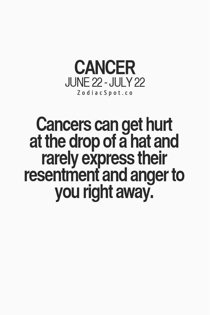 Cancer ♋ Zodiac Sign