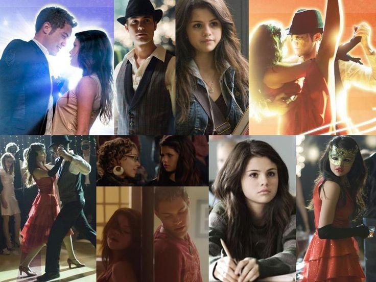 Cinderella Story Selena Gomez Dance Room