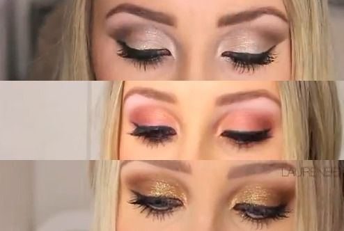 eye makeup, lauren beauty