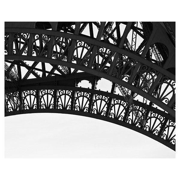Eiffel Tower Print, Paris Print, Eiffel Tower Print Paris Photograph,... (€18) ❤ liked on Polyvore featuring home, home decor, wall art, black white wall art, photo wall art, paris home decor, parisian home decor and paris wall art