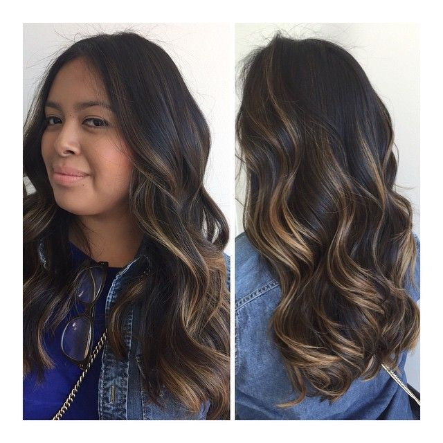 Latina Hair Highlights Hairs Picture Gallery