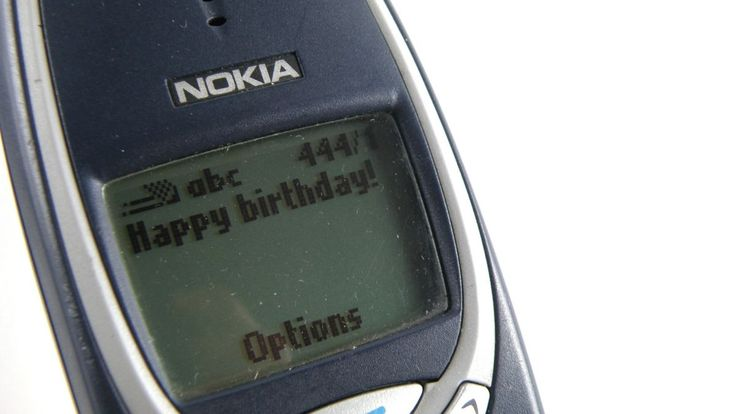 The text message turns 20 today | The first ever text message was sent 20 years ago today, an appropriately festive communique reading 'Merry Christmas'. Buying advice from the leading technology site