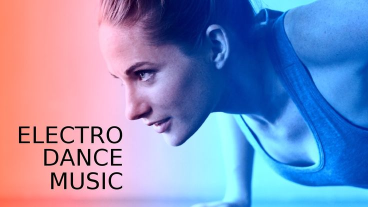 Electro dance music instrumental - Fitness electro dance house mix - mus...