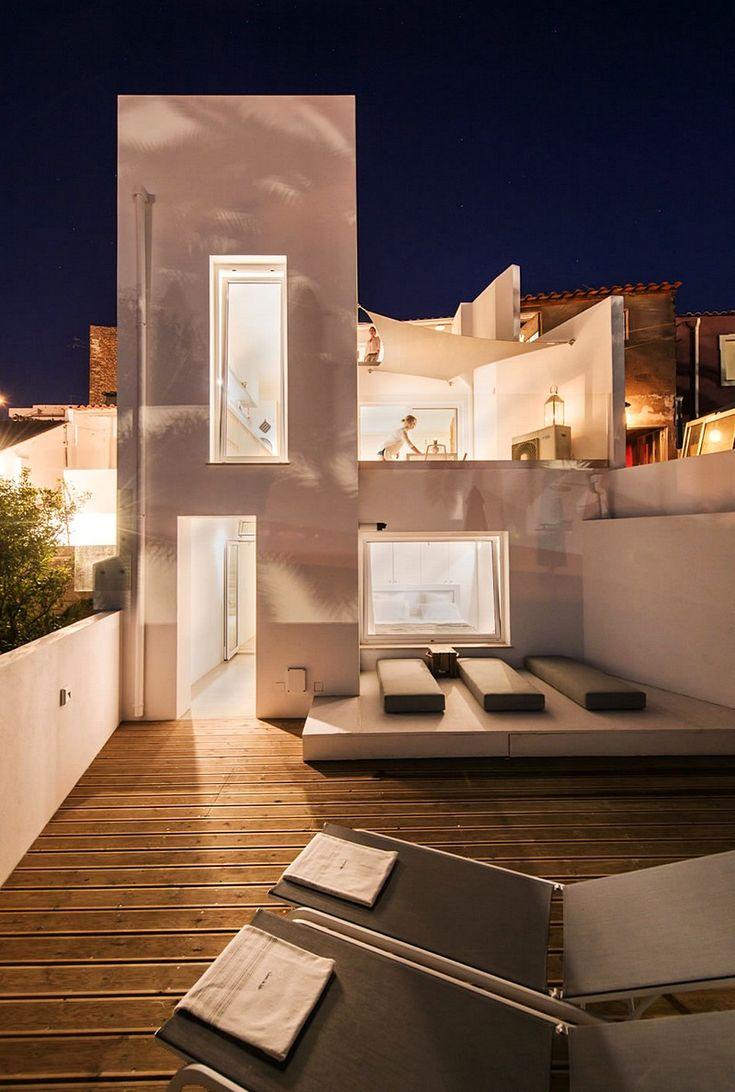 1000 ideas about adaptive reuse on pinterest architects - Exteriores de casas rusticas ...