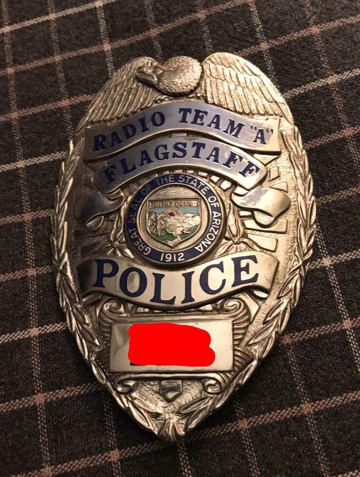 "Radio Team ""A"", Flagstaff Police, Arizona (EntenmannRovin"