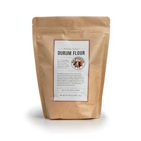 KING ARTHUR FLOUR ------> Durum Flour - 3 lb.
