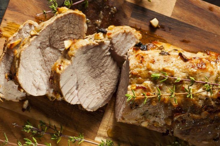 Filet de porc à la mijoteuse...tendre, juteux et tellement délicieux
