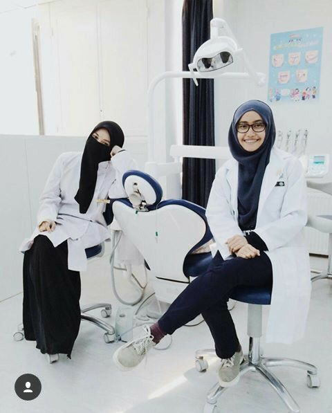 Muslimah Doctor