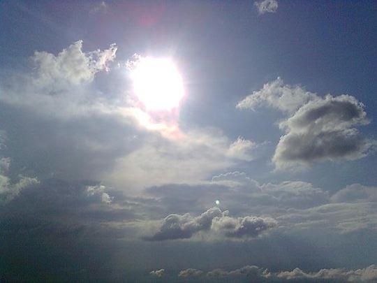 Csodás felhők   Képek / rajzok