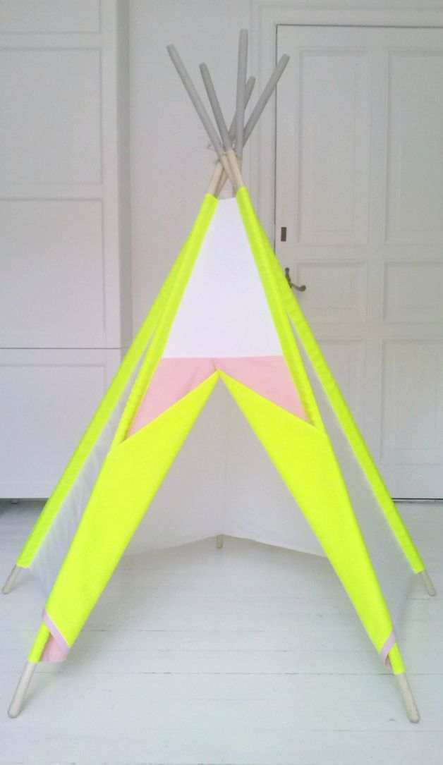 Other – LittleNOMAD's teepee / wigwam / tent – a unique product by LittleNOMAD on DaWanda