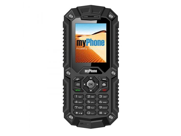 myPhone HAMMER czarny-183446 - Zdjęcie 1