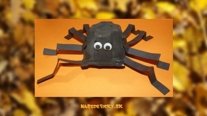 Pavúk - Halloween