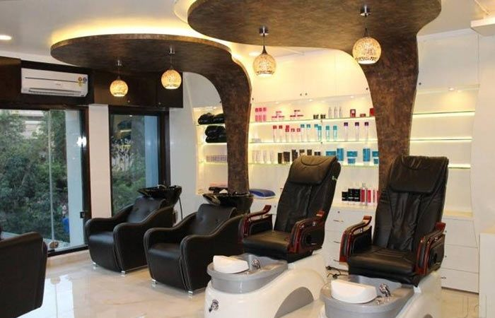 Top 10 Hair Salons In Ahmedabad Hair Salon Best Hair Salon Spa Therapy
