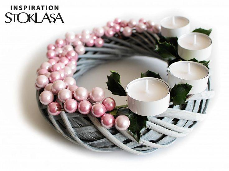 Bodce na čajové svíčky Ø4 cm   STOKLASA textilní galanterie