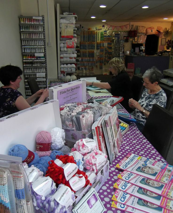 Tuesday Afternoons Scrap Booking Group
