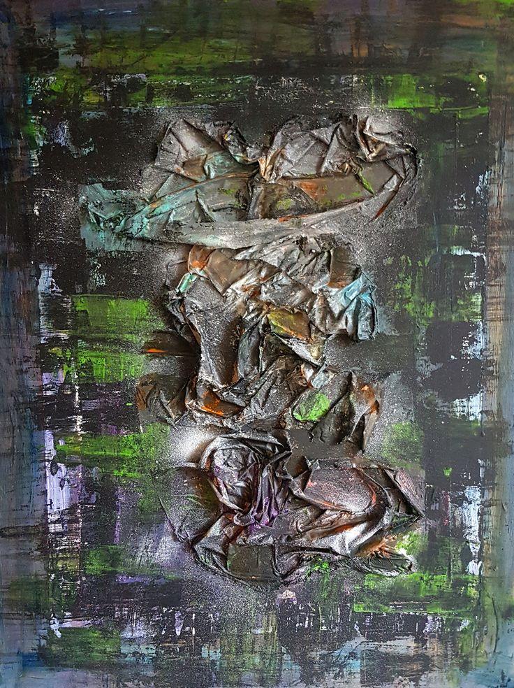Soul of Nature by Sara Erdal - Ahşap üzerine Akrilik / Acrylic on Wood - 70cm x 90cm  #gallerymak #sanat #ig_sanat #resim #tablo #soyut #sanatsal #sergi #akrilik #sanatgalerisi #disavurum #abstractexpressionism #yesil #ekspresyonizm #painting #acrylicpainting #contemporaryart #abstract #abstractart #abstractpainting #modernart #artfair #artgallery #artfair #artsy #contemporary #artlovers