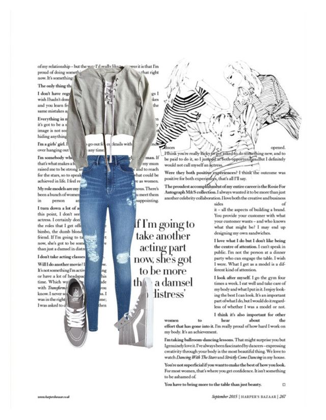 """🌃"" by vensku on Polyvore featuring Lipsy and Vans"