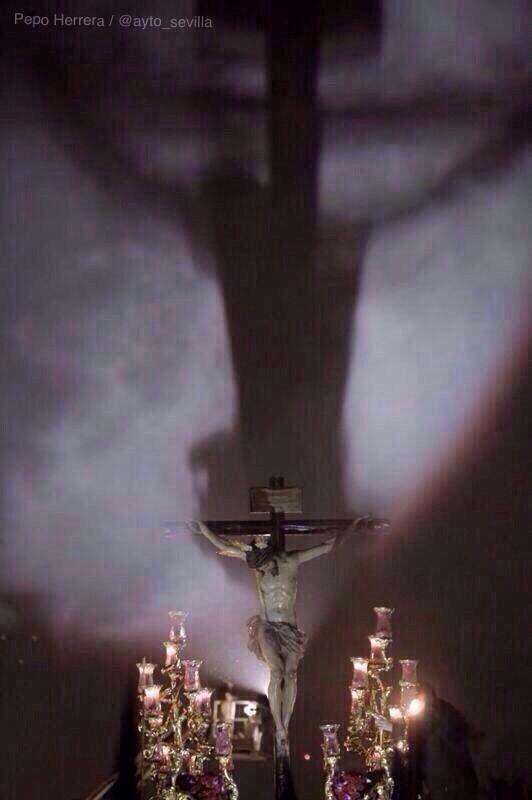 Cristo de la Salud San Bernardo Sevilla