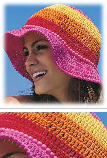 Receita Chapéu Summer Color